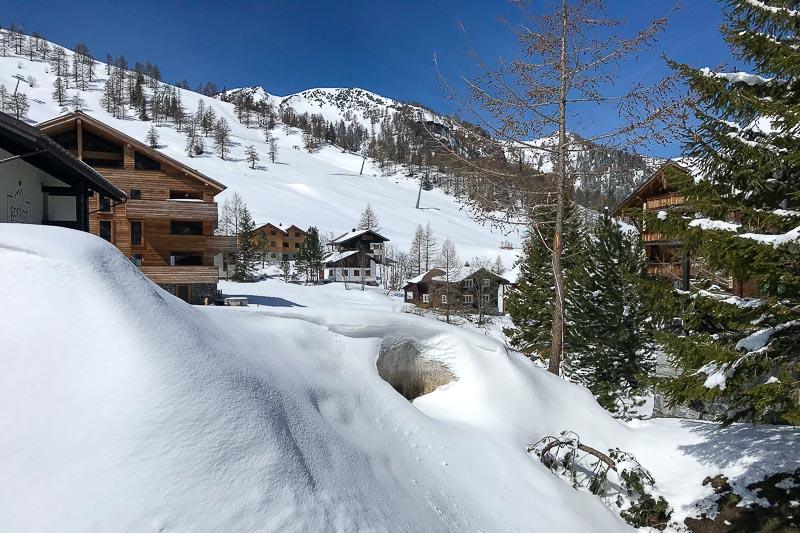 Malbun Snow