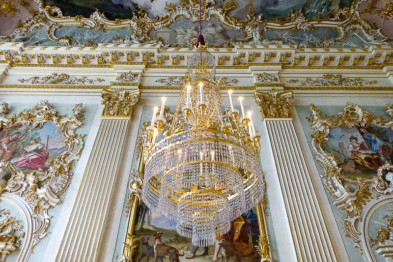 Nymphenburg Chandelier