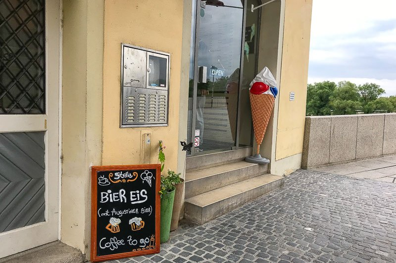 Regensberg Beer Ice Cream
