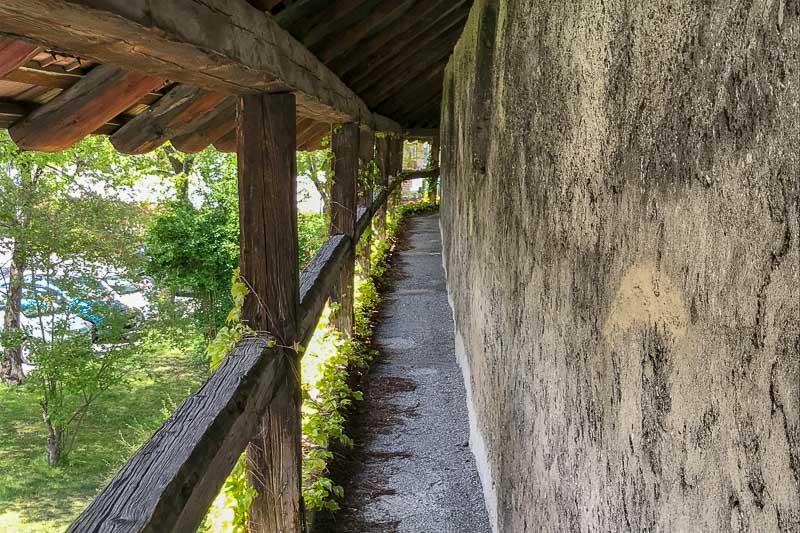 Schongau Walls