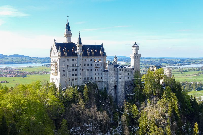 Travel Diaries – Füssen