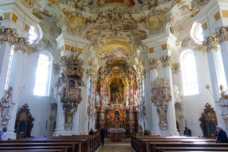 Wieskirche Alter