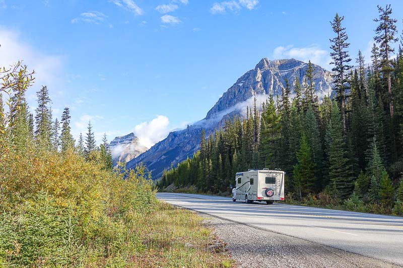 Travel Diaries – Vancouver to Calgary Road Trip