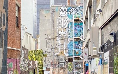 Hobart Street Art